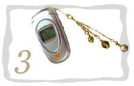 Beaded Cellphone Decoration