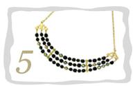 Beaded Cleopatra Necklace