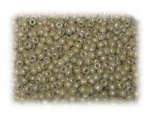 11/0 Sand Brown Opaque Glass Seed Beads, 1 oz. bag