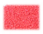 11/0 Strawberry Red Opaque Glass Seed Beads, 1 oz. bag