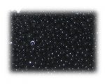 11/0 Black Opaque Glass Seed Beads, 1 oz. bag