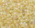 11/0 Gold Luster Glass Seed Bead, 1oz. bag