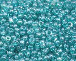 11/0 Teal Transparent Glass Seed Bead, 1oz. bag