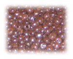 6/0 Eggplant Opaque Glass Seed Beads, 1 oz. bag