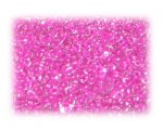 11/0 Fuchsia Inside-Color Glass Seed Beads, 1 oz. bag