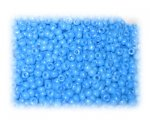 11/0 Dark Turquoise Opaque Glass Seed Beads, 1 oz. bag