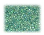 11/0 Green Luster Glass Seed Beads, 1 oz. bag