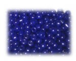 6/0 Dark Blue Opaque Glass Seed Beads, 1 oz. bag
