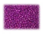 11/0 Purple Opaque Glass Seed Beads, 1 oz. bag