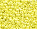 11/0 Yellow Opaque Glass Seed Bead, 1oz. bag