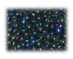 6/0 Blue Luster Glass Seed Beads, 1 oz. bag