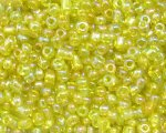 11/0 Yellow Luster Glass Seed Bead, 1oz. bag