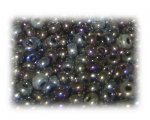 6/0 Copper Luster Metallic Glass Seed Beads, 1 oz. bag