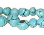 10 - 20mm Natural Turquoise Bead Nuggets