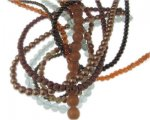 Brown Glass Bead Bundle