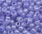 6/0 Lilac Ceylon Glass Seed Bead, 1oz. bag