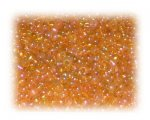 11/0 Orane Rainbow Luster Glass Seed Beads, 1 oz. bag