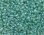 11/0 Forest Green Luster Glass Seed Bead, 1oz. bag
