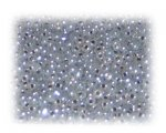 11/0 Silver Luster Glass Seed Beads, 1 oz. bag