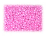 11/0 Pink Opaque Glass Seed Beads, 1 oz. bag