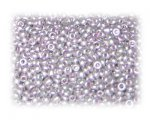 11/0 Silver Metallic Glass Seed Beads, 1 oz. bag