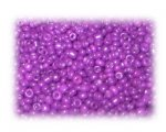 11/0 Violet Opaque Glass Seed Beads, 1 oz. bag