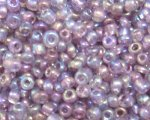 11/0 Plum Luster Glass Seed Bead, 1oz. bag
