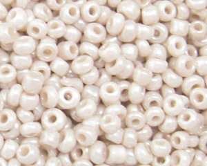 11/0 Camel Opaque Glass Seed Bead, 1oz. bag