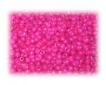 11/0 Fuchsia Opaque Glass Seed Beads, 1 oz. bag