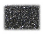 11/0 Black Inside-Color Glass Seed Beads, 1 oz. bag