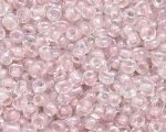11/0 Dusty Pink Inside-Color Glass Seed Bead, 1oz. bag
