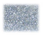 11/0 Silver Silver-Lined Glass Seed Beads, 1 oz. bag