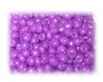 6/0 Violet Opaque Glass Seed Beads, 1 oz. bag