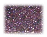 11/0 Purple Rainbow Luster Glass Seed Beads, 1 oz. bag