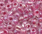 6/0 Deep Fuchsia Luster Glass Seed Bead, 1oz. bag