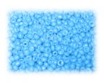 11/0 Turquoise Opaque Glass Seed Beads, 1 oz. bag