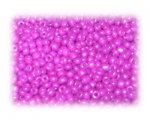 11/0 Crimson Opaque Glass Seed Beads, 1 oz. bag