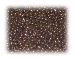 11/0 Copper Metallic Glass Seed Beads, 1 oz. bag