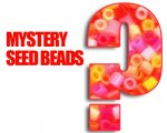 Mystery Bag of 1oz. Seed Beads, random color and size