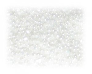 11/0 White Luster Glass Seed Beads, 1 oz. bag