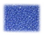 11/0 Royal Blue Opaque Glass Seed Beads, 1 oz. bag
