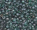 11/0 Forest Green Transparent Glass Seed Bead, 1oz. bag