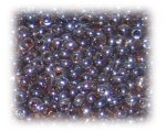 11/0 Brown Opaque Luster Glass Seed Beads, 1 oz. Bag