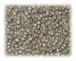 11/0 Stone Opaque Glass Seed Beads - 1 oz. Bag