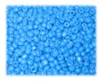 11/0 Turquoise Opaque Glass Seed Beads - 1 oz. Bag
