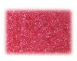 11/0 Strawberry Red Inside-Color Glass Seed Beads - 1 oz. Bag