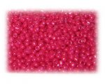 11/0 Cerise Opaque Glass Seed Beads - 1 oz. Bag