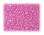 11/0 Fuchsia Transparent Glass Seed Beads - 1 oz. bag