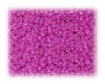 11/0 Deep Fuchsia Opaque Glass Seed Beads, 1 oz. bag