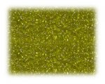 11/0 Yellow Silver-Lined Glass Seed Beads - 1 oz. Bag